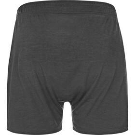 super.natural Base Wide Boxer Short 175 Homme, charcoal